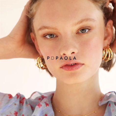 Boucles d'oreilles P D PAOLA Jewellery