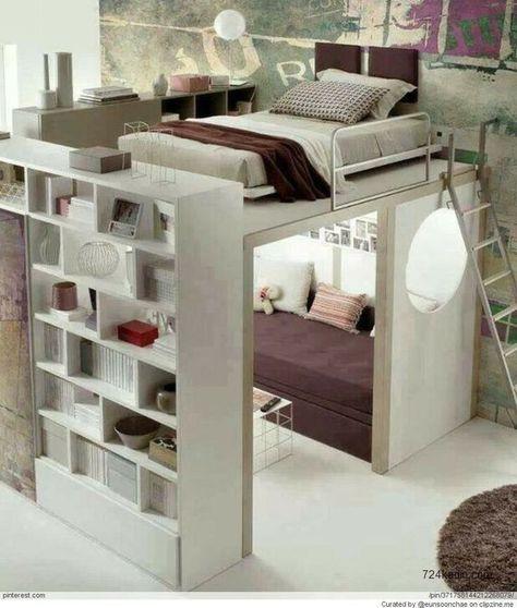 Dormitorios Decorando Nuestros Sueños Moderne Jugendzimmer