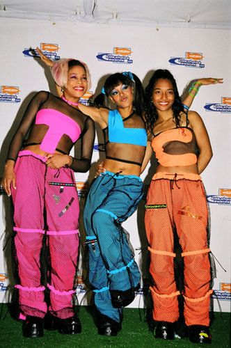 TLC haha this picture brings back junior high memories!
