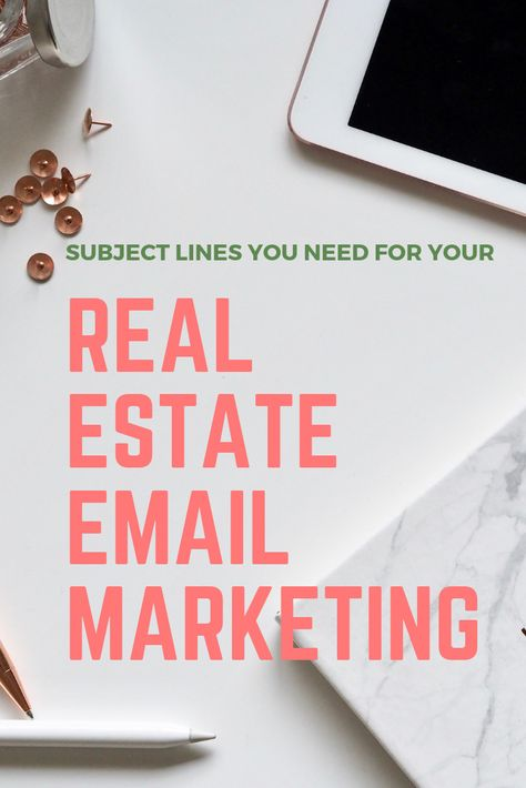 Seductive Email Subject Lines Buyers & Sellers Can't Resist