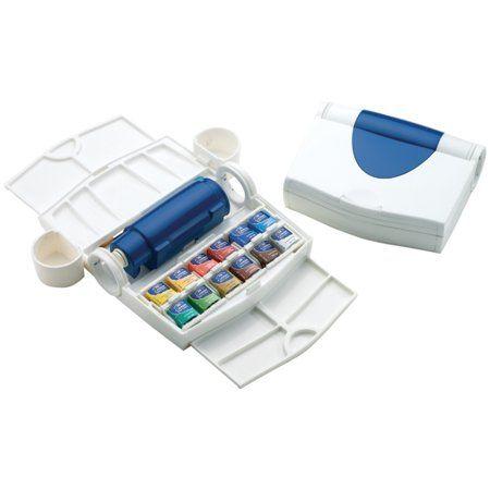 Winsor Newton Cotman Water Color Half Pan Studio Set Winsor