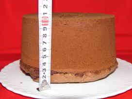 シフォン ケーキ ベーキング パウダー なし