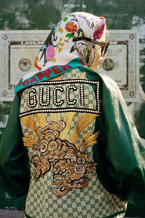 The Gucci x Dapper Dan Clothing Collection Is Finally Available Online And In Stores Across The Country