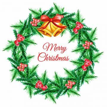 성탄절 화환이 수채화 크리스마스 리스 크리스마스 화환 클립 아트 크리스마스 장식 Png 및 벡터 에 대한 무료 다운로드 Christmas Watercolor Christmas Wreaths Christmas Design