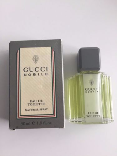 b77a7b799e639 New-Rare-Vintage-GUCCI-Nobile-30ml-Eau-De-Toilette-EDT-Spray-for-Men ...