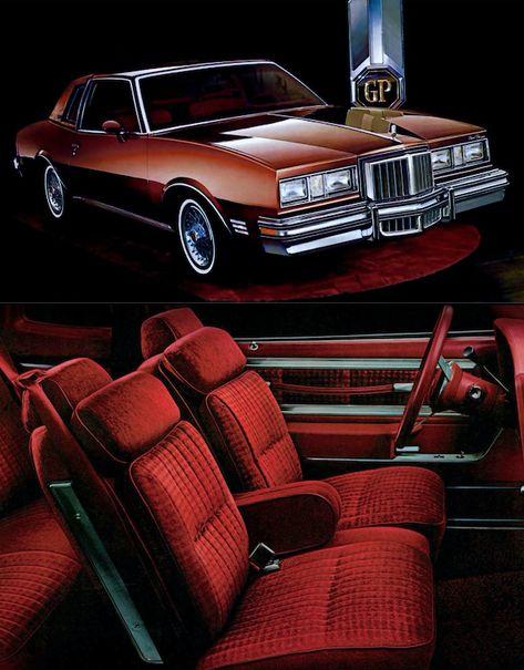 1979 Pontiac Grand Prix : pontiac, grand, Grand, Ideas, Prix,, Pontiac, Grands