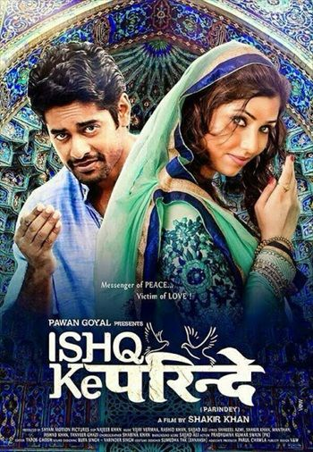 Ishq Ke Parindey 2015 Hindi Movie 800MB HDRip ESubs