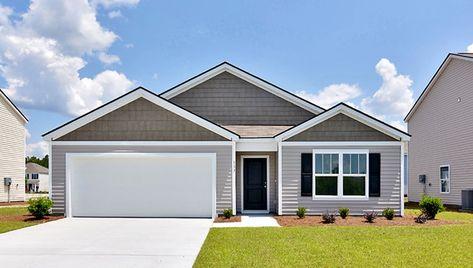 Cali Spring Grove Express Moncks Corner South Carolina D R Horton Horton Homes Dr Horton Homes New Homes
