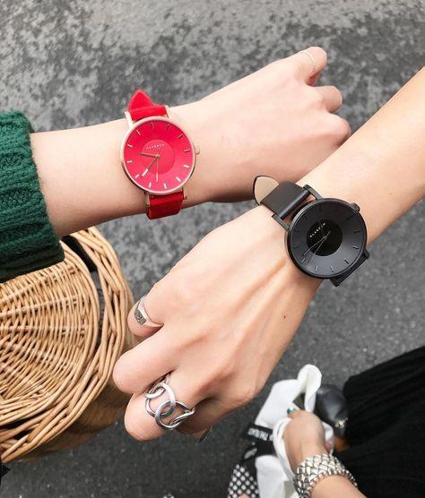 timeless design 08b34 794e0 おしゃれ女性の間ではマストハブ♡美しすぎる時計「klasse14 ...