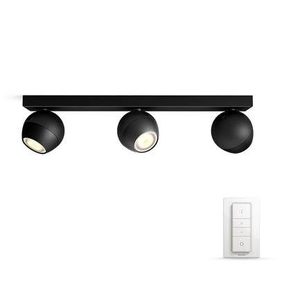 Philips Hue Buckram Opbouwspot Incl Dimmer Switch Hue Track Lighting Ceiling Lights