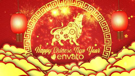 Chinese New Year 2021 Greeting Video