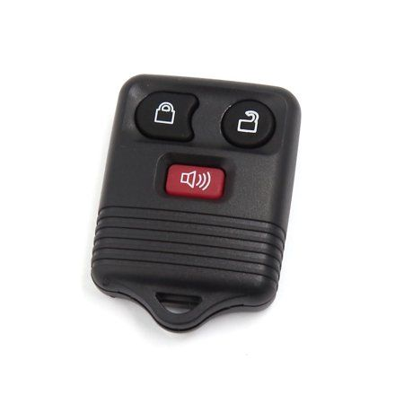 Replacement 3 Button Keyless Entry Remote Key Fob Shell Case For Ford Key Fob Ford Sport Trac Keyless