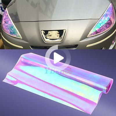 12 X 48 Chameleon Pearl Color Headlight Taillight Fog Light Vinyl Tint Film Ebay In 2020 Pink Car Accessories Girly Car Accessories Girly Car