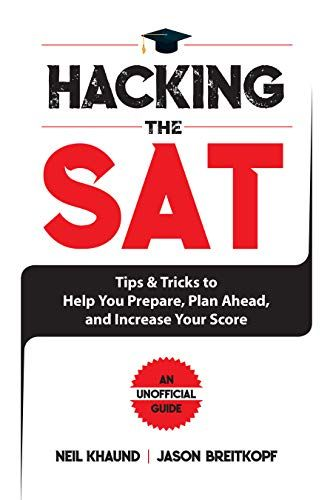 Download Pdf Hacking The Sat Tip And Trick To Help You Prepare Plan Ahead Increase Your Score Free Epub Mobi Ebook How Memorize Things Essay Writing Reading