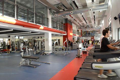 U Fit Gym Nicosia Cyprus