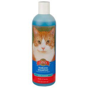Grreat Choice Tearless Shampoo For Cats Grooming Cat Petsmart Shampoo Petsmart Cat Grooming