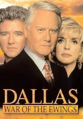 Dallas: War of the Ewings 1998 Poster