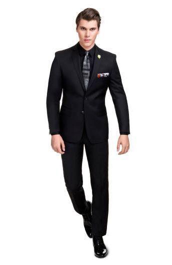 Gdzie Kupic Perfekcyjny Garnitur Na Studniowke Pantsuit Menswear Suits