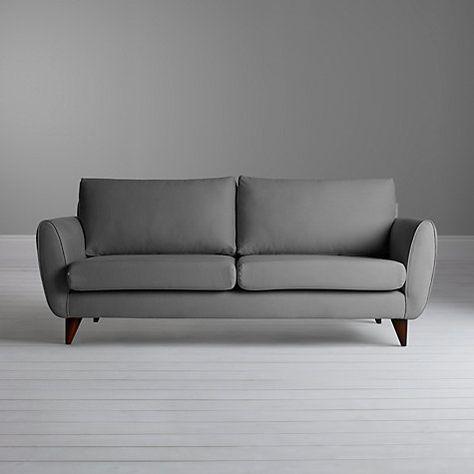 cf6f5861b5b Buy John Lewis Warwick Cushion Back Medium Sofa