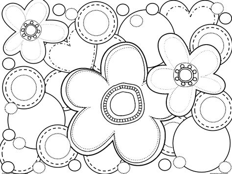 Free Mosaic Coloring Pages Free, Download Free Clip Art, Free Clip ... | 355x474