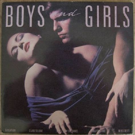 Bryan Ferry Boys And Girls vinyl LP 1985 Near Mint Condition by pickergreece on Etsy