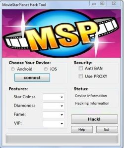 Movie Star Planet Hack Tool Android Iosmotion Picture Star Planet Hack Tool Instructions Download This Product Open The Exe Moviestarplanet Tool Hacks Hacks