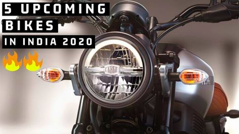 Top 5 Best Upcoming Bikes In 2020 In India Launch Date And