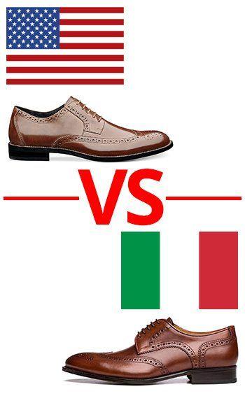 Italian vs American Dress Shoes | Is