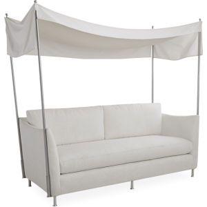 U141 11 Bimini Outdoor Apartment Sofa With Canopy At Lee