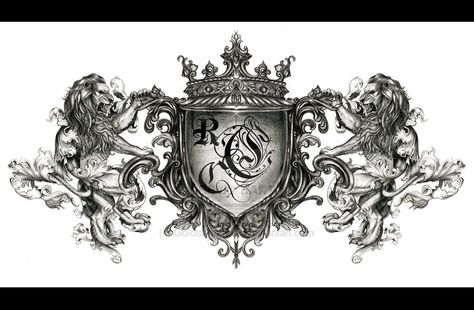Image detail for -family coat of arms by ~Goldstress972 on deviantART