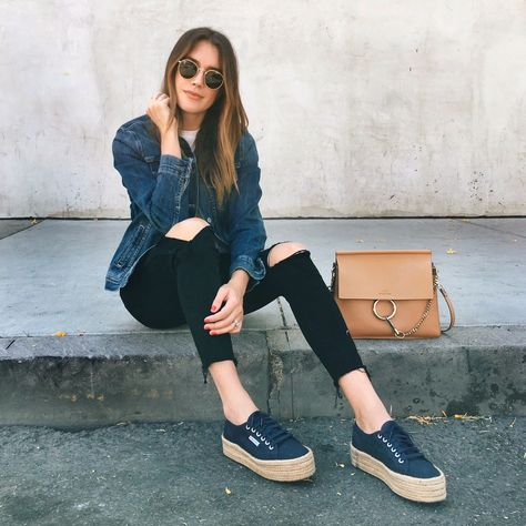 Top 5 Platform Sneakers (Thrifts and Threads)
