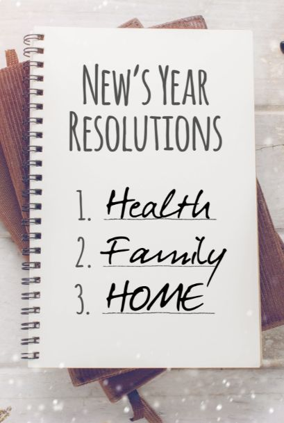 The Resolutions Your Home And Family Will Love You For In 2020 Home And Family Low Flow Shower