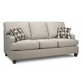 U0027Crandall IIu0027 Collection Condo Size Sofa   Sears | Sears Canada | Lovely  Living Room | Pinterest | Tiny Apartments, Condos And Flats