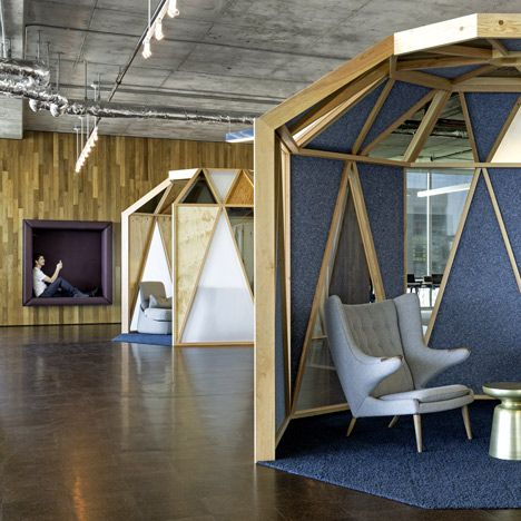 cisco offices studio. cisco offices by studio oa feature wooden meeting pavilions dezeen pavilion and interiors