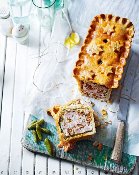 A proper, homemade raised pie is magnificent, but often thought of as too fiddly to bother with. This foolproof guide will make this challenging one more achievable.