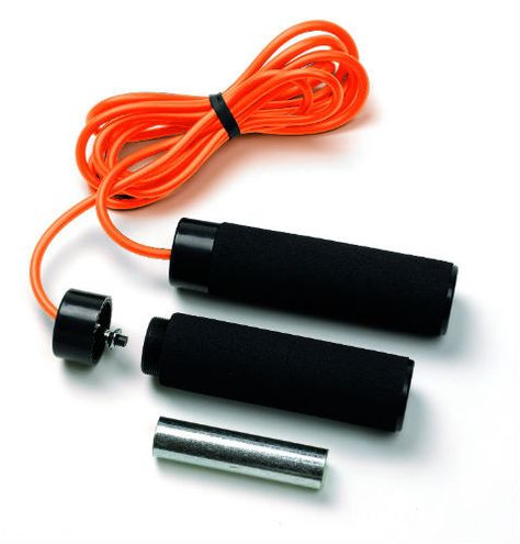 Jumping Rope Is A Great Way To Get Your Cardio In Use The P90x 2lb Weighted Jump Rope To Enhance An Already Great Workout Features 2lb Weighted Jump Rope