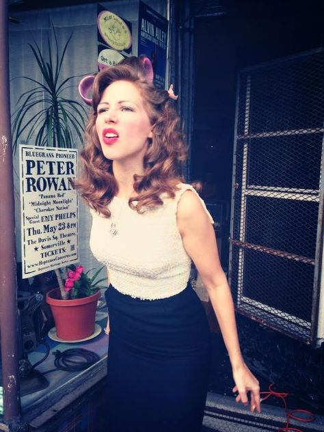 Rachael Price - vocalist extraordinaire [Lake Street Dive]