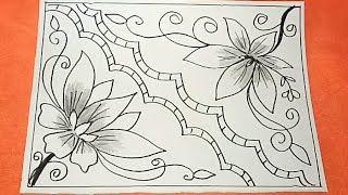 Wow 12 Gambar Bunga Yang Bagus Untuk Digambar Descargar Mp3 De Motif Batik Yang Mudah Digambar Gratis 39 Gambar Sketsa Bunga Indah Sakur Sketsa Bunga Gambar