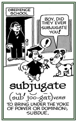 subjugated meaning - Google Search | Uncommon words, Words, Words quotes