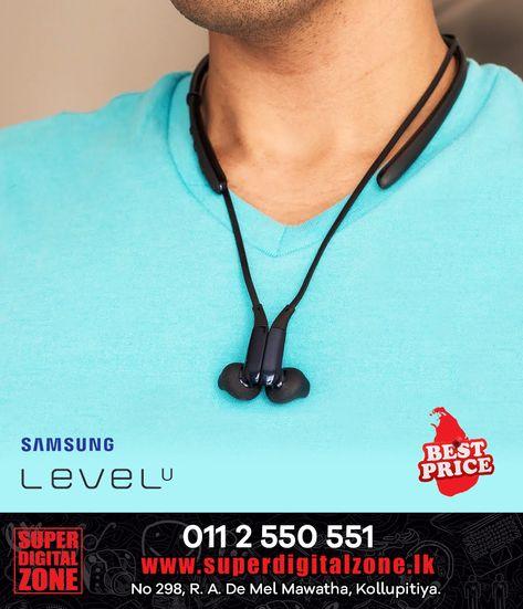 Samsung Level u bluetooth headset at best price in Sri Lanka