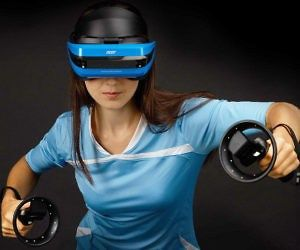 Acer Mixed Reality Headset - Cool Stuff to Buy Online - The Internet's Mall of Unique Gifts and Gadgets