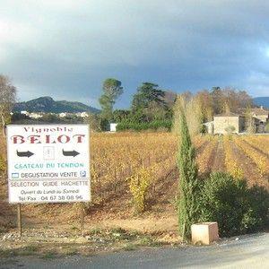Chateau Belot Saint Chinian Le Vignalet L Argiliere Le Viognier Le Vignalet Rose Vente Vin Vigneron Saint Chinian