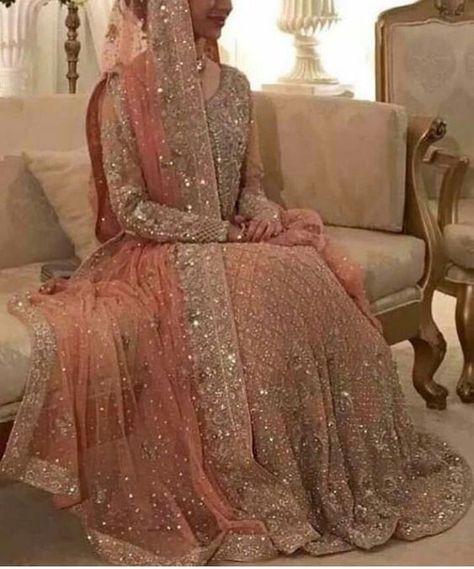 Bridal Shimmer Lehenga