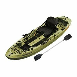 Ozark Trail 12 Angler Kayak Grass Ebay Angler Kayak Kayak Fishing Setup Kayaking