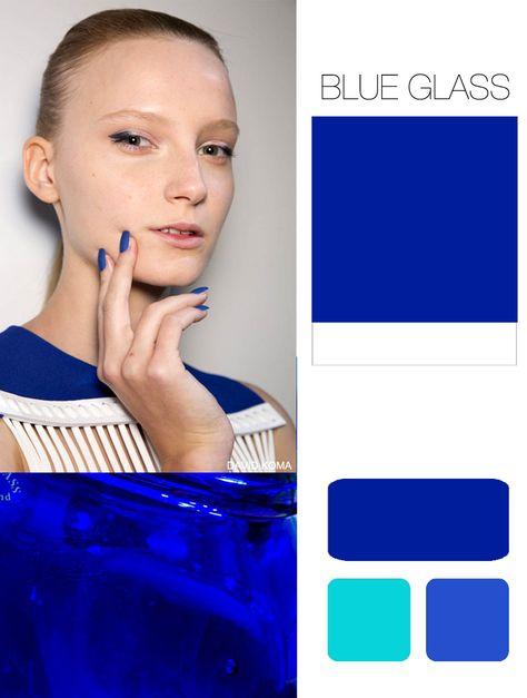 Smashing blue for 2014.   Sonailicious