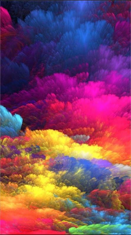 Color Explosion Iphone Backgrounds Apple Background Pop Art Wallpaper Colorful Wallpaper