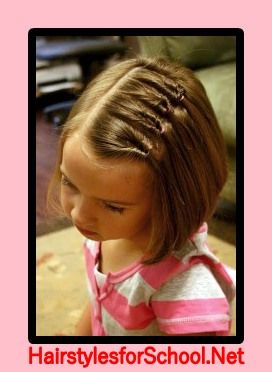 Hairstyles For Girls 5 Years Old Hairstyles For School Kids Hairstyles Girl Hairstyles Hair Styles