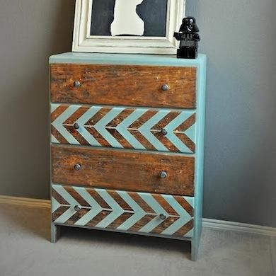 Drab to Fab: 10 Fantastic Furniture Makeovers