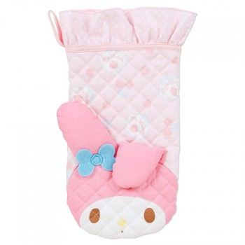 My Melody Cotton Pot Glove Oven Mitt Flower Righthand Sanrio Best Kitchen Mittens Inspiration Design