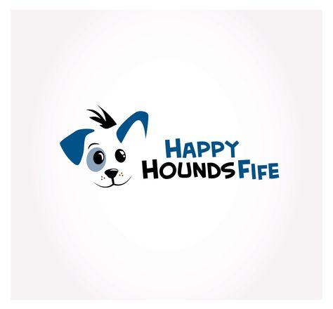 36 Stunning Examples Dog Logo Designs tatuajes #2: 8e0d d1041fc79a11a ec pet services dog logo